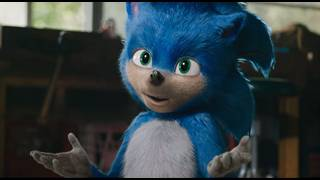 The 'Sonic the Hedgehog' trailer is the scariest thing I've