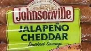 Johnsonville recalls some of its smoked pork sausage