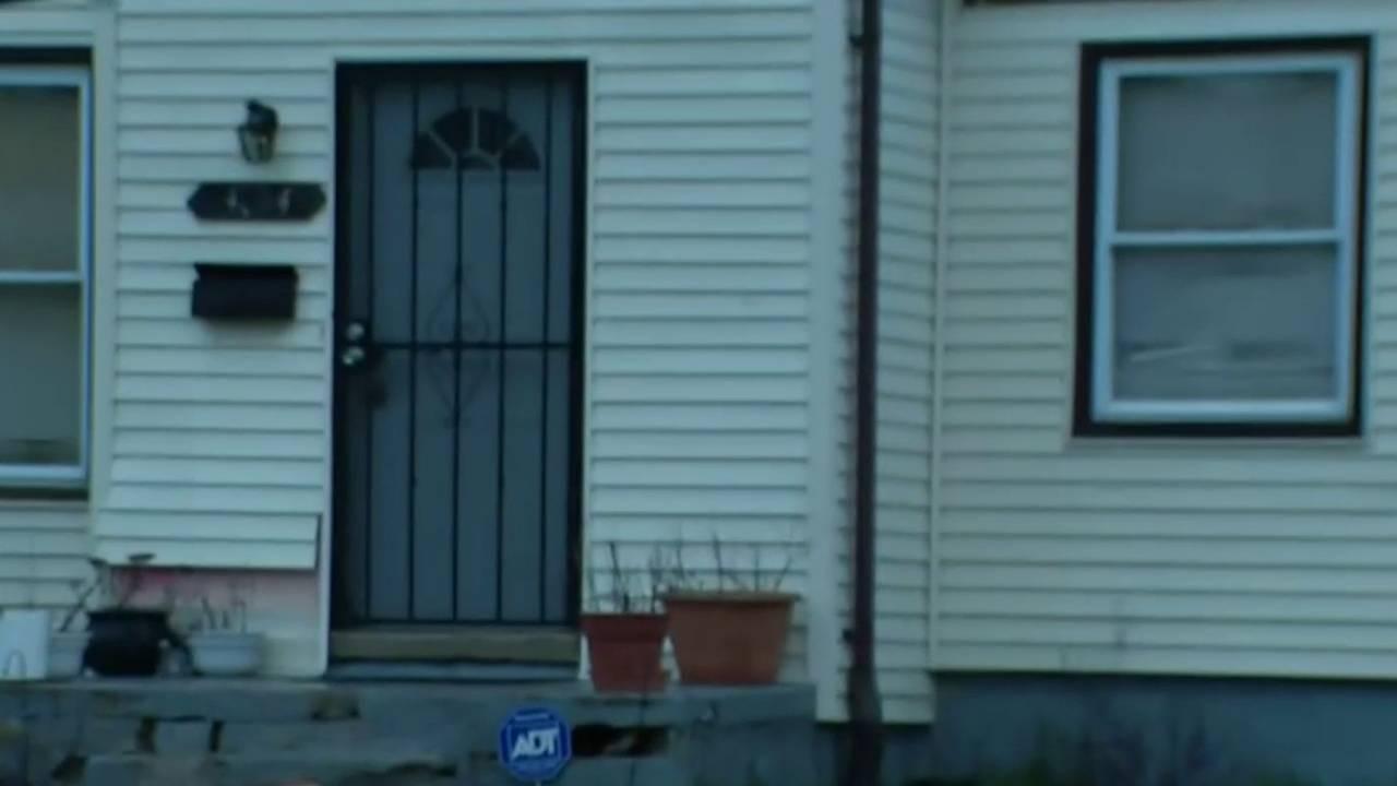 Coyle Street shooting house Detroit