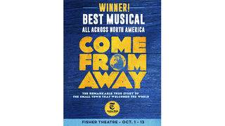 Come From Away Ticket Giveaway!