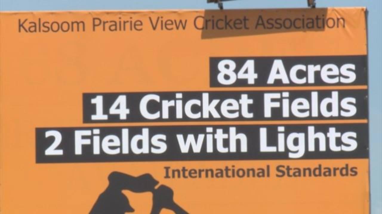 kalsoom prairie view cricket association