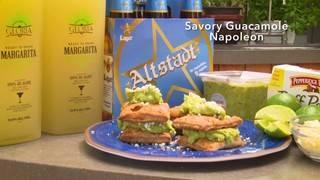 H-E-B Backyard Kitchen: Savory Guacamole Napoleon