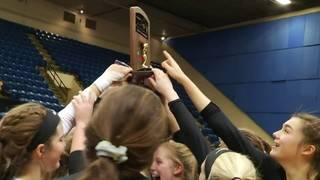 Radford takes Class 2 State Volleyball title with win over Poquoson