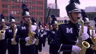 Marysville High School marching band one of several groups to compete in…