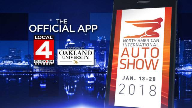 Official Detroit Auto Show App - Car show app