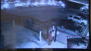 Surveillance video released in north Houston shooting