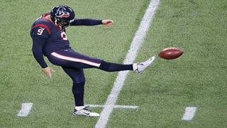 Punter Shane Lechler re-signs with Texans for 19th pro season