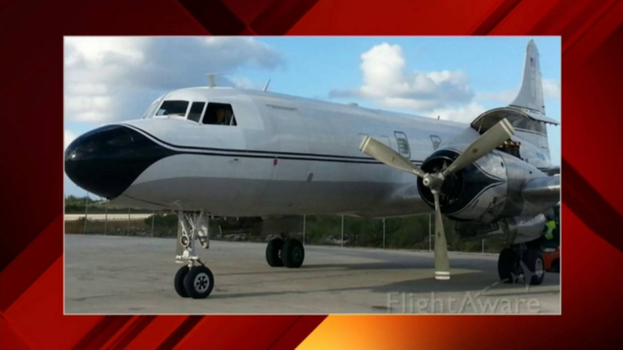 Plane crash off Bay Harbor Island