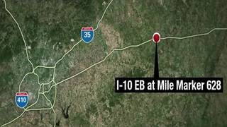 2 killed in multi-vehicle accident involving 18-wheeler near Luling