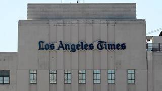 Judge's order for LA Times to alter published story sparks outrage