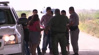 Locals learn of zero tolerance policy at border
