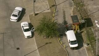 ATM worker robbed in northeast Houston