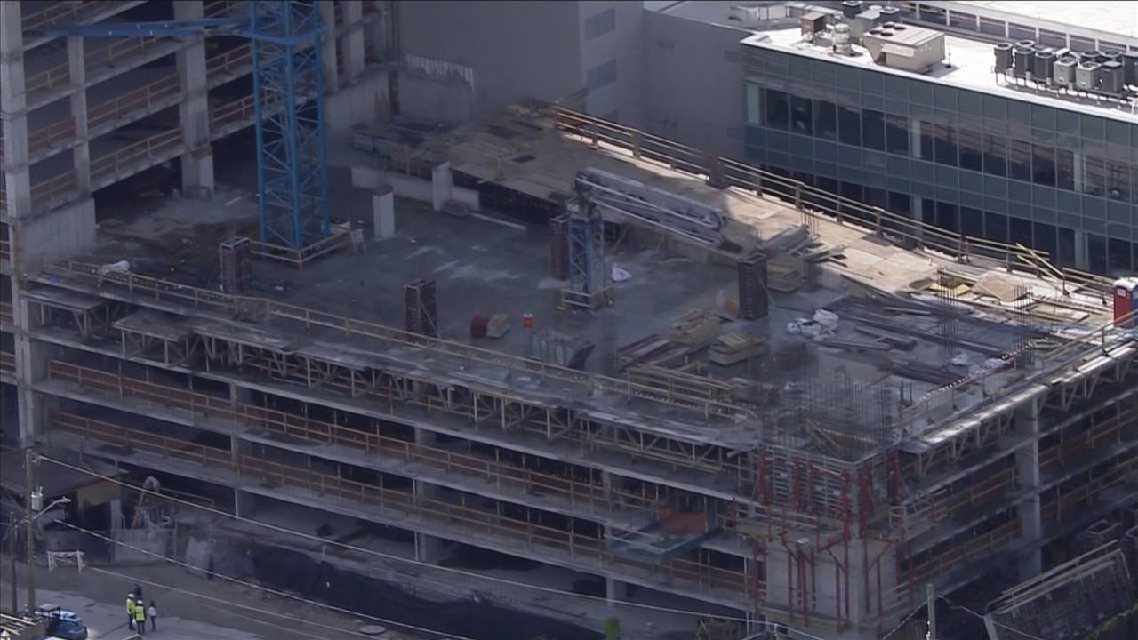 Person killed at construction site in Hallandale Beach, authorities say
