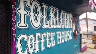 San Antonio Sipsters: Folklores Coffee House