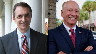 Trantalis, Roberts advance to runoff election for Fort Lauderdale mayor