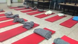 3 organizations opening cold weather shelters Tuesday night