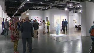 Big spenders gather at Miami Beach Convention Center for special Art&hellip&#x3b;