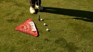 Tips for staying down on your golf chip shot
