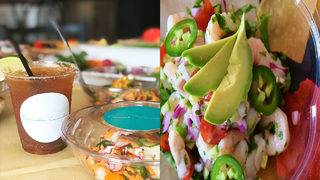 New SA restaurant all about ceviche and micheladas