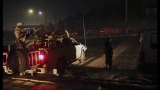Kabul hotel siege: Gunmen kill at least 5