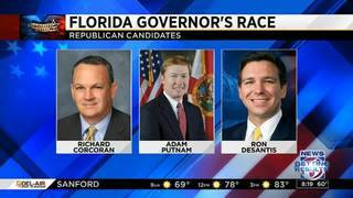 'Flashpoint' -- Florida governor's race heats up