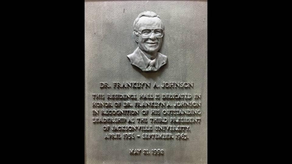 Franklyn Johnson plaque_21151140
