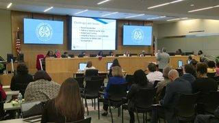 HISD votes to continue search for permanent superintendent