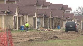 Abandoned South Bexar County neighborhood getting second chance