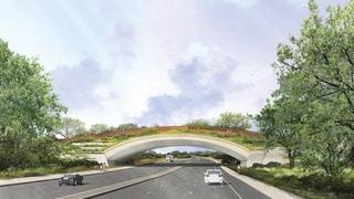 Land bridge project to connect Phil Hardberger Park to go before City&hellip&#x3b;