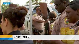 Law enforcement hosts 'Gun Buy Back' in North Miami