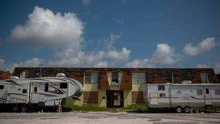 No place back home: A year after Harvey, Rockport can't house all its…