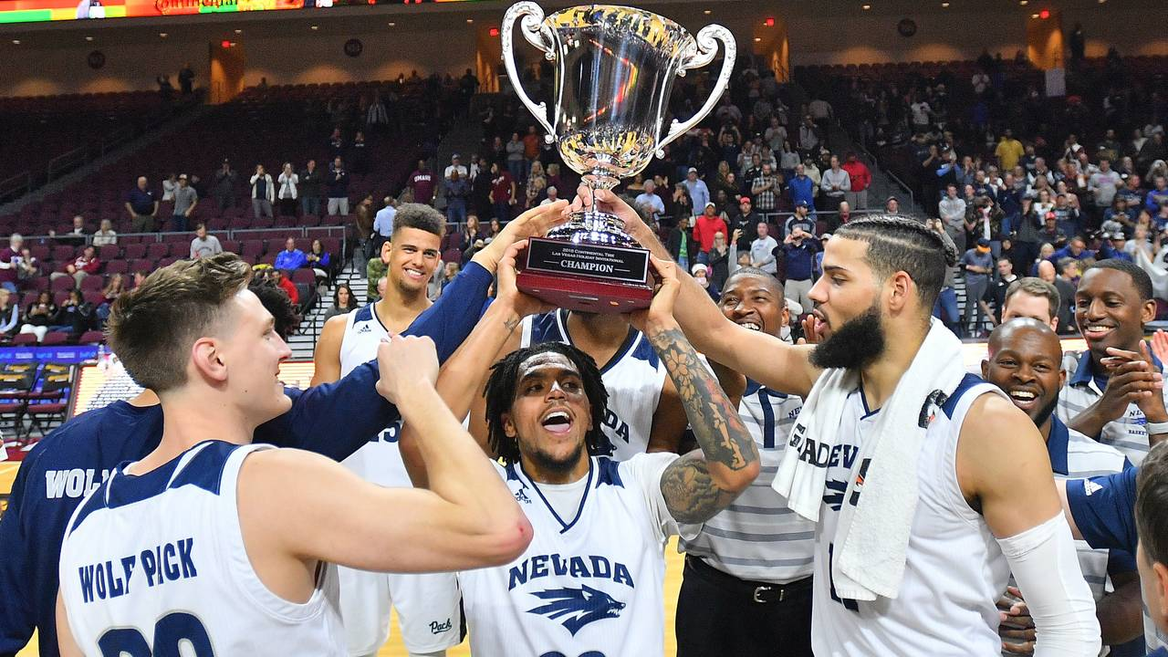 Nevada wins preseason tournament 2018