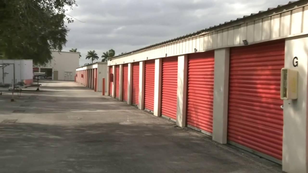 Davie Public Storage facility