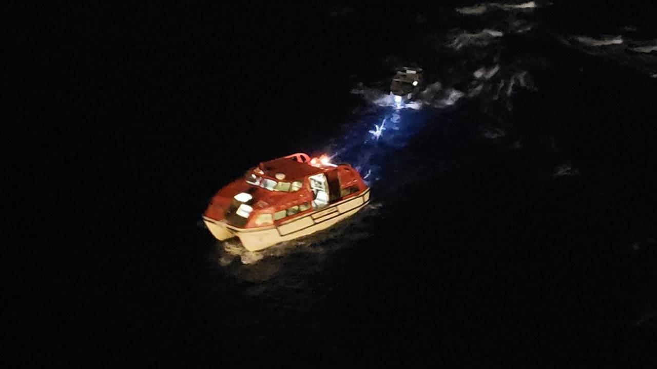 Royal Caribbean rescue 2