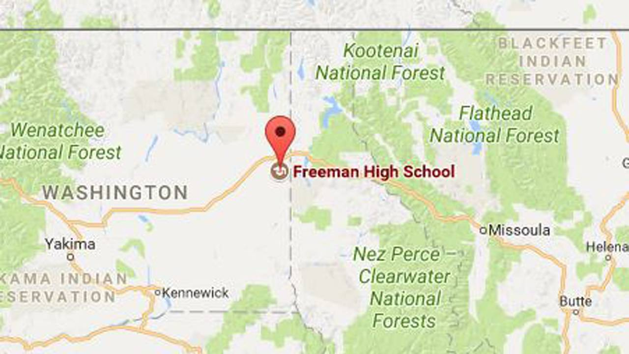 1 killed, at least 3 others wounded at Washington state high...
