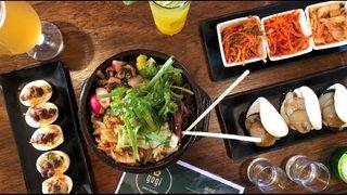 This restaurant has a lot of heart and Seoul