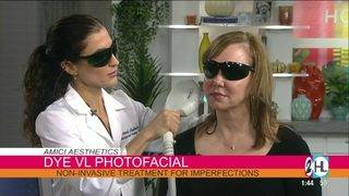 Technology to help you tackle sun damage & brown spots