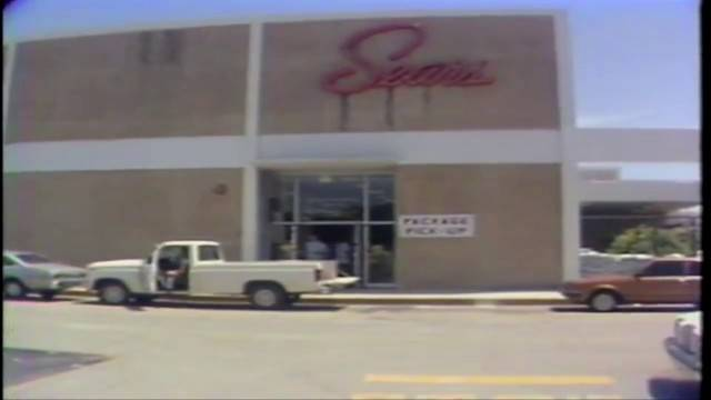Sears at Hollywood Mall where Adam Walsh disappeared circa 1981