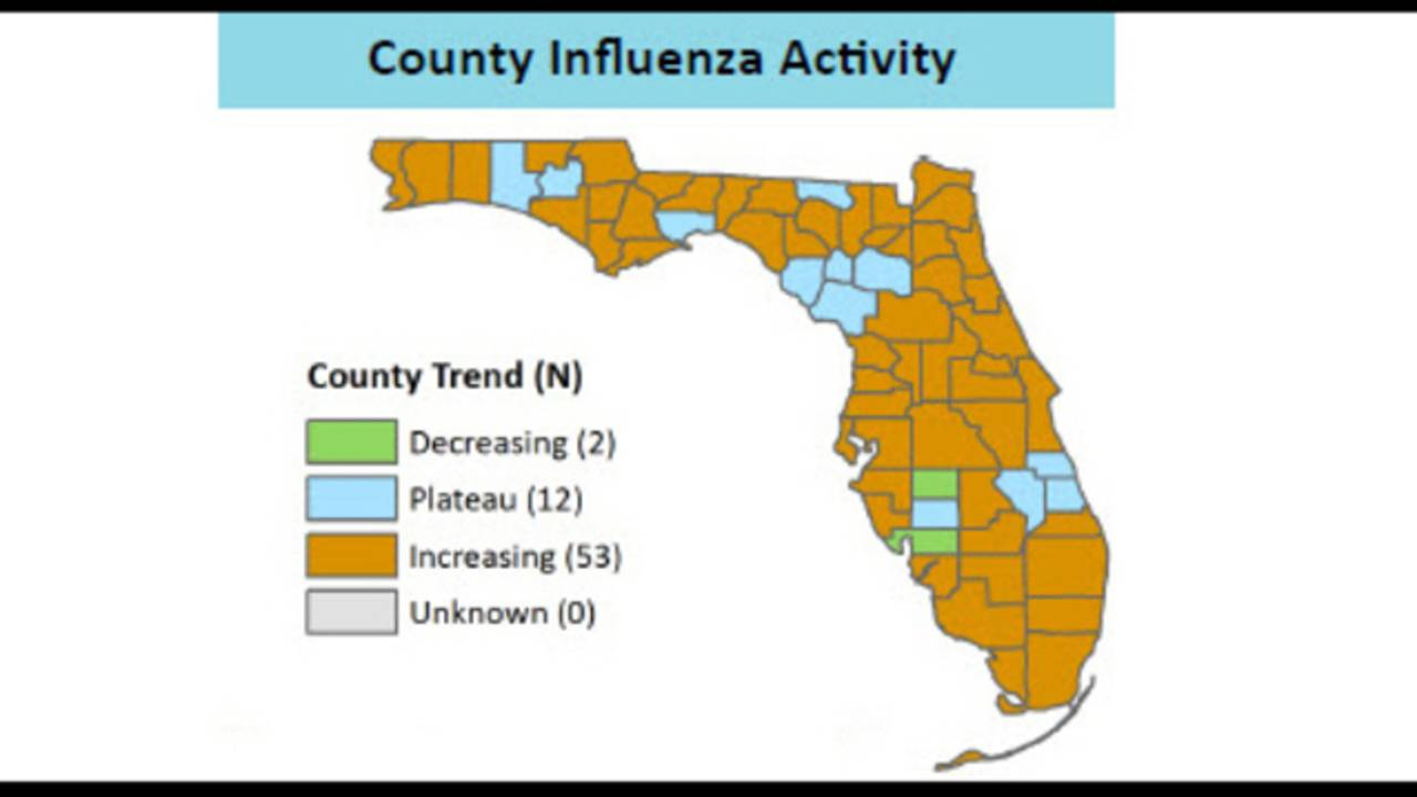County Activity