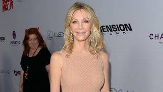 Heather Locklear Breaks Social Media Silence After Legal Troubles
