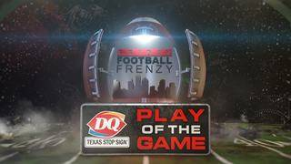 Play of the Game for Oct. 21, 2016