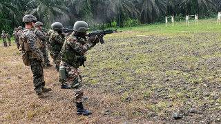US to reduce number of troops in Africa
