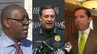 EXCLUSIVE: Buzbee calls on Mayor to seek Chief Acevedo's resignation