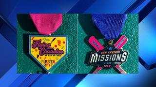 SA Missions release 'Flying Chanclas' Fiesta medals