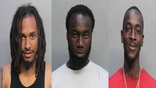 3 men arrested for posing as football players while panhandling for&hellip&#x3b;