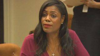 Omarosa Manigault-Newman Says There Are Tapes of President Trump Using N-Word
