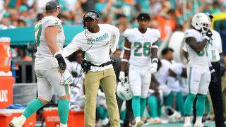 MONDAY HUDDLE: Is it too early for 0-16 talk with Dolphins?