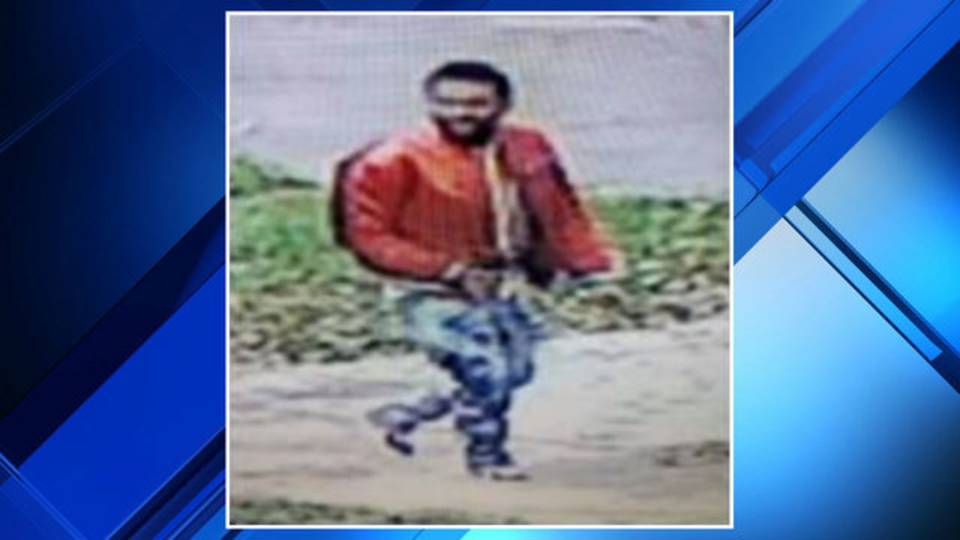 Dearborn Heights package thief red jacket 1