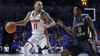 Florida and FSU will face each other in hoops opener