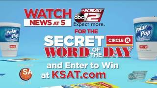 Everyone's a winner with Circle K's Secret Word of the Day!